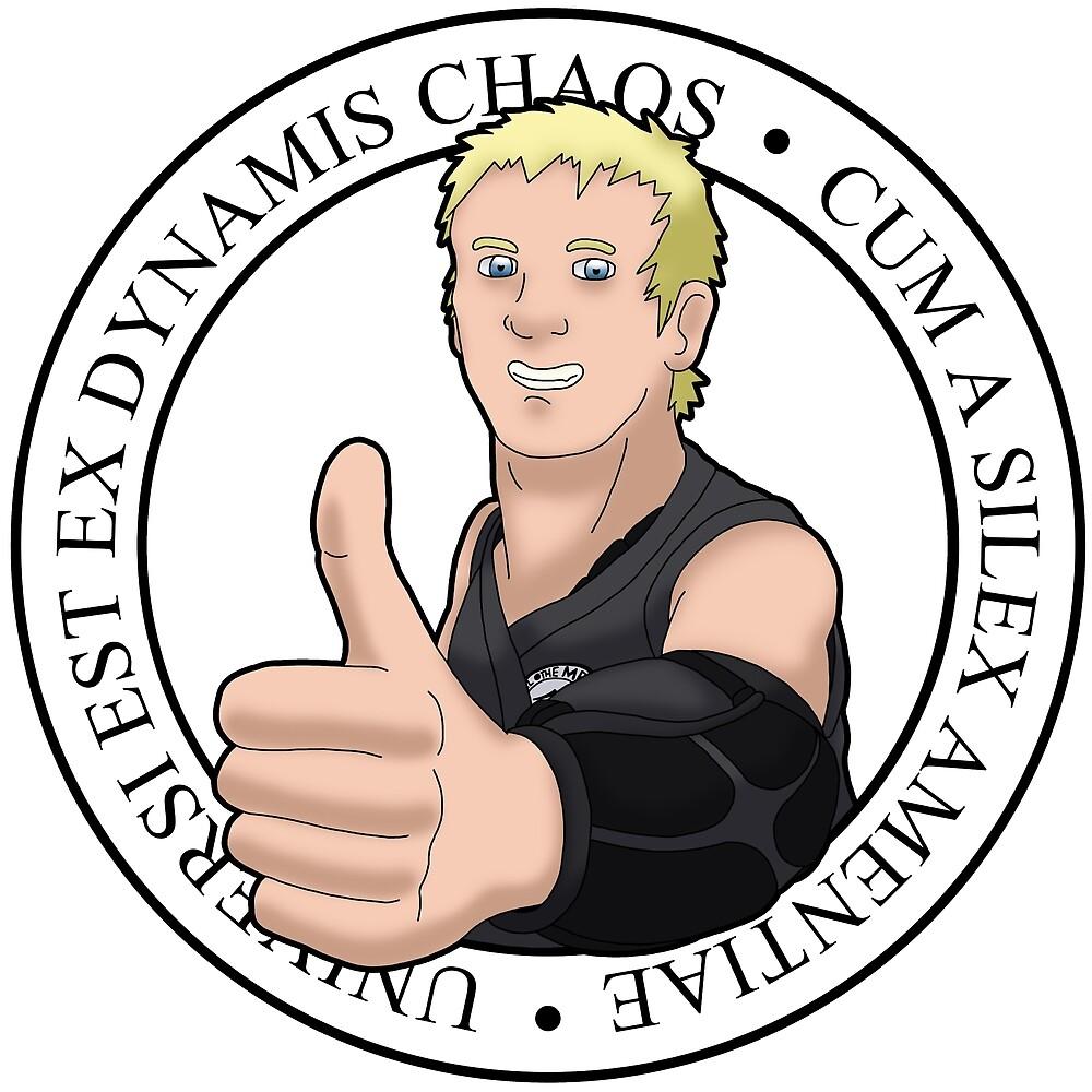 Ex Dynamis Chaos story logo by immadametal