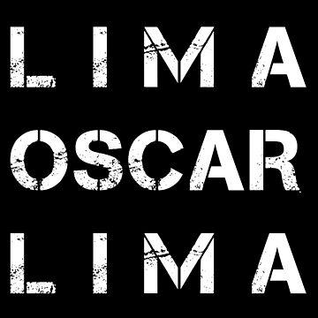 NATO Phonetic Alphabet - LOL - Lima Oscar Lima by nealw6971