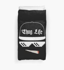 Thug Life meme Duvet Cover