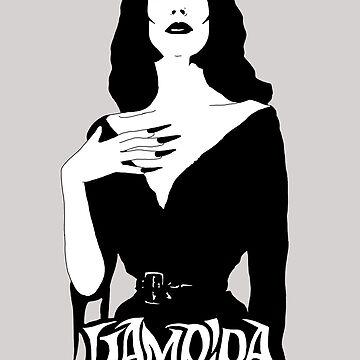 Vampira by Oliviatrainor