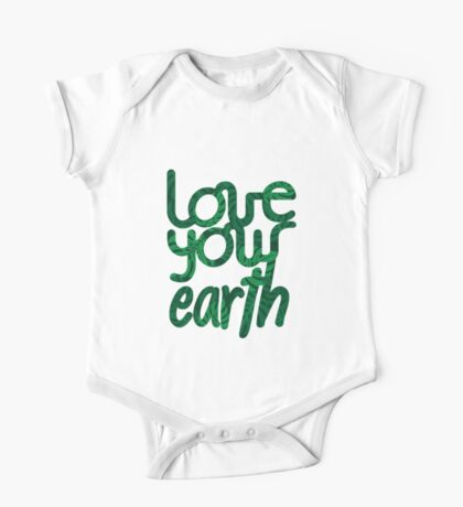 Love your Earth II Kids Clothes