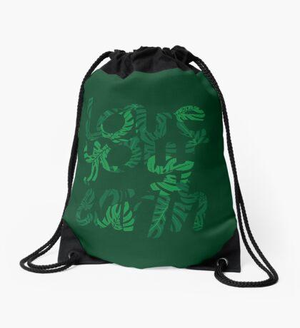 Love your Earth II Drawstring Bag