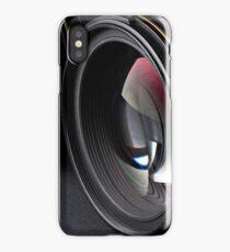 Photo lenses iPhone Case/Skin