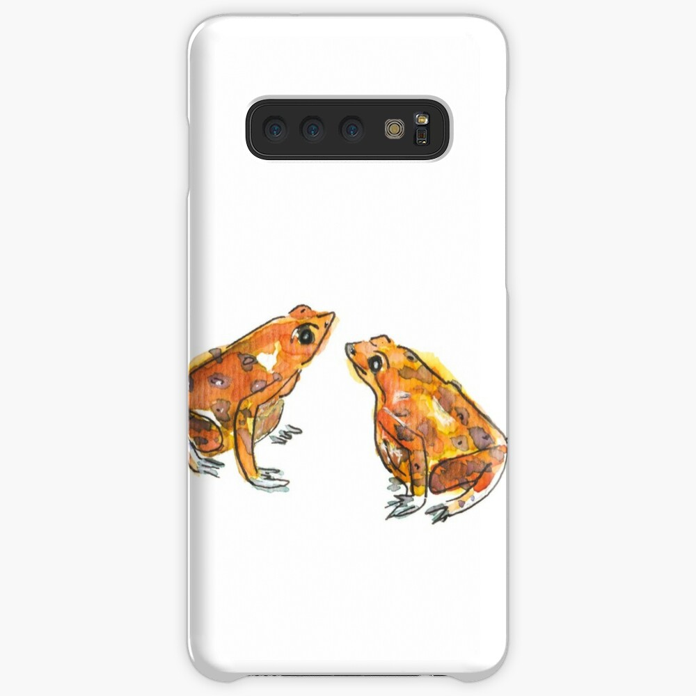 Let's frog about this! Case & Skin for Samsung Galaxy