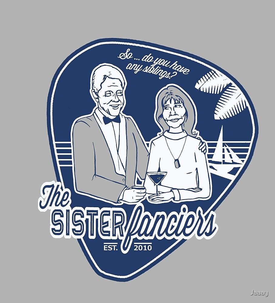 The Sister Fanciers Blue/Grey by Jaaay