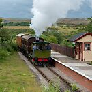 The Pontypool and Blaenavon Railway by Stephen Liptrot