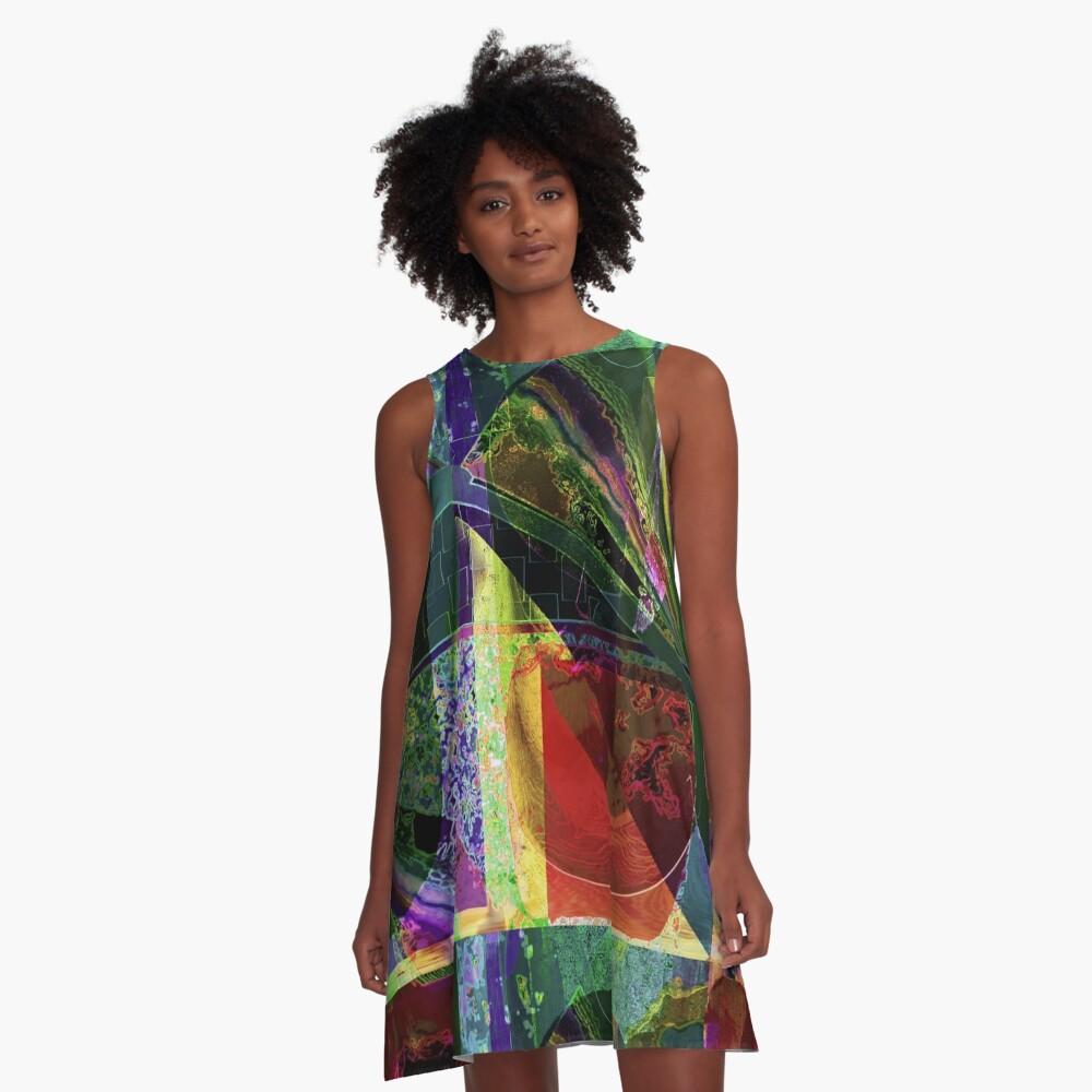 L For Landscapes A-Line Dress Front