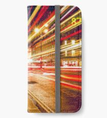 London red telephone box iPhone Wallet/Case/Skin