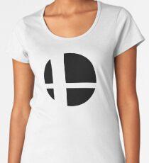 Super smash bros Women's Premium T-Shirt