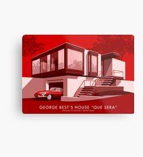 George Best's House Metal Print