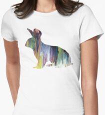 Rabbit Women's Fitted T-Shirt