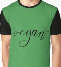 vegeterian vegan vegetables Graphic T-Shirt
