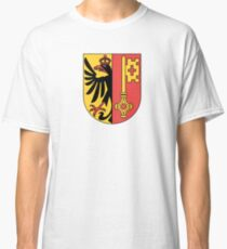Coat of Arms of Geneva Canton Classic T-Shirt