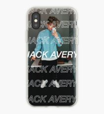 jack avery !! iPhone Case