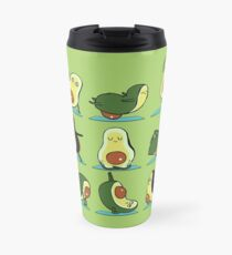 Avocado Yoga Travel Mug