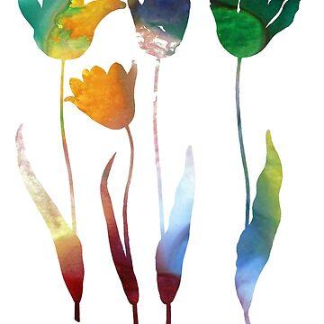 Tulips by MordaxFurritus