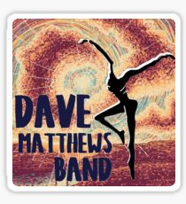Dave Matthews Band Sticker