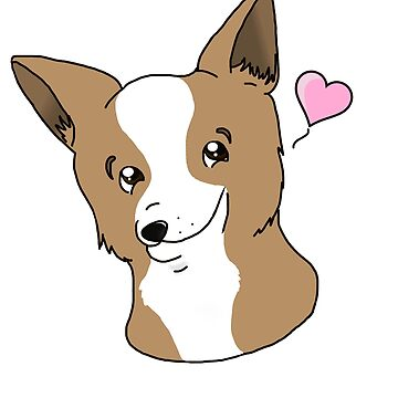 Corgi Love by TruaBelieve