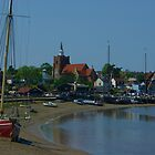 Low tide at Maldon by pix-elation