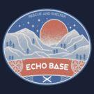 Echo Base Hoth by cisnenegro