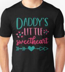 DADDY'S LITTLE SWEETHEART    T-SHIRT  Unisex T-Shirt