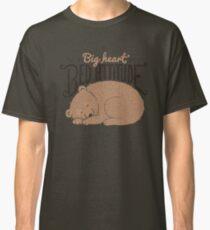 Big Heart Bed Attitude Classic T-Shirt