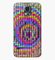 Rainbow Pixels Case/Skin for Samsung Galaxy