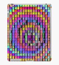 Rainbow Pixels iPad Case/Skin
