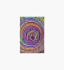 Rainbow Pixels Art Board