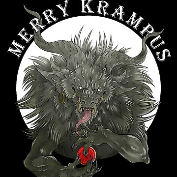 Merry Krampus  by cjellis