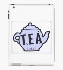 Design Day 70 - Tea Total - March 11, 2018 iPad Case/Skin