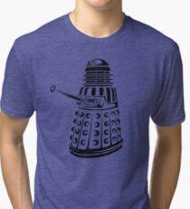 Doctor Who - Dalek Tri-blend T-Shirt