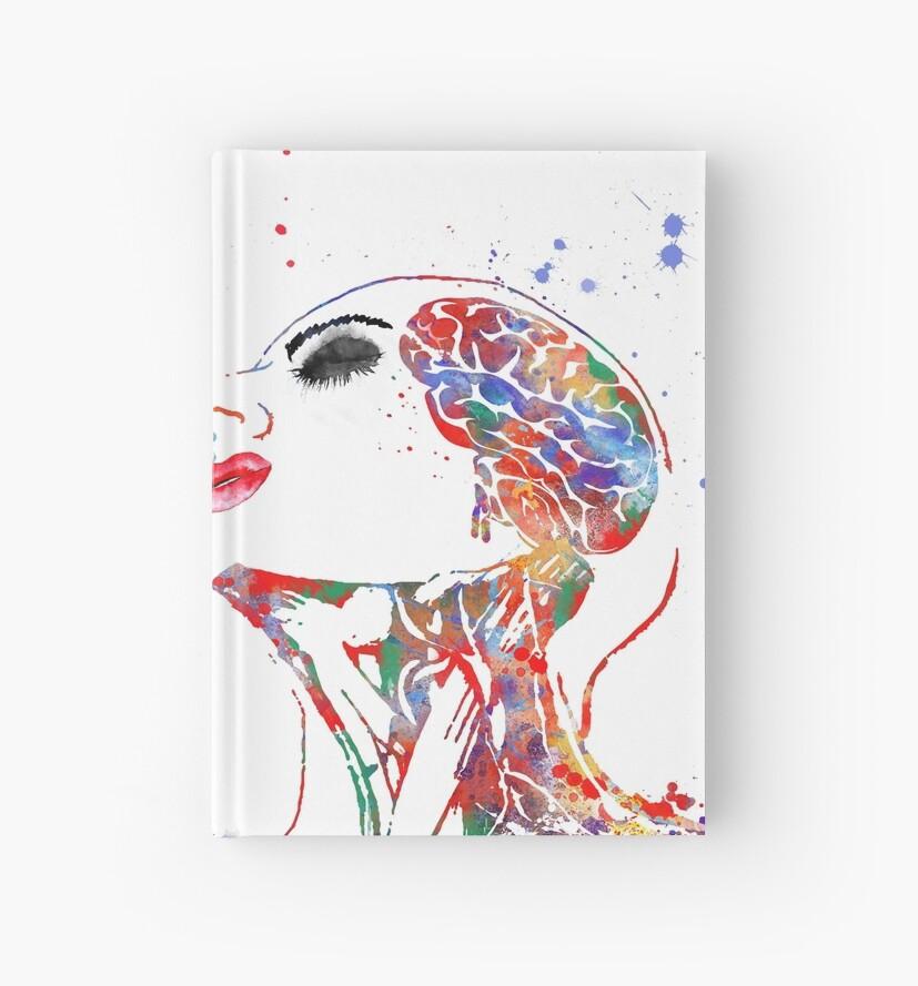 Cuadernos de tapa dura «Arte del amor, mujer y hombre, anatomía de ...
