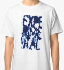 Experimental Typography Classic T-Shirt