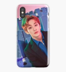 mark nct 127 touch iPhone Case/Skin