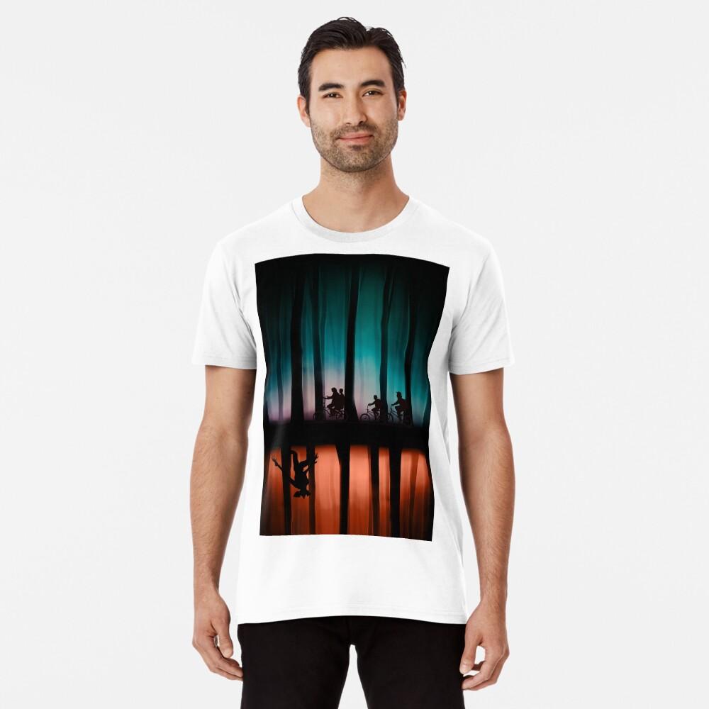 Stranger Things Premium T-Shirt