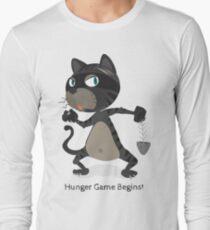 Hunger Game Begins! Long Sleeve T-Shirt