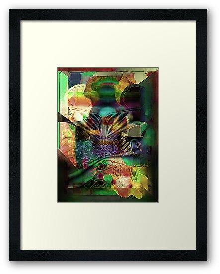 Enigmatic 3 by Elizabeth Austin-Craig