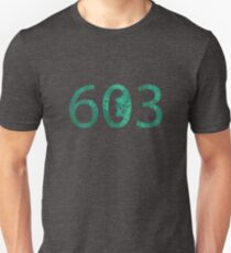 603 - Old Man of the Mountain Unisex T-Shirt