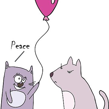 Cat and Mouse Peace Pact by soulwhispherer