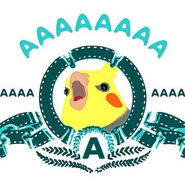 AAAAAA logo by FandomizedRose