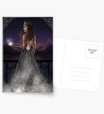 Postales Corte de la Alta Señora de la Noche
