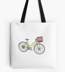 Bicycle, Bicycle, Bicycle Tote Bag