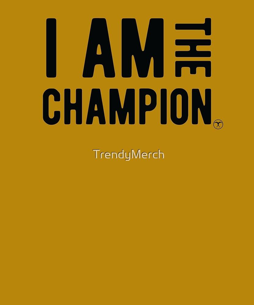 11090b861135 I am the Champion Workout T-Shirt