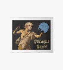 Baroque Ken Art Board