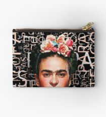 Frida Kahlo Studio Clutch