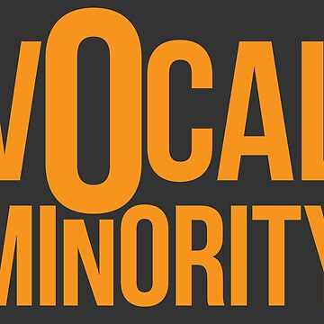 Vocal Minority by jamienoguchi