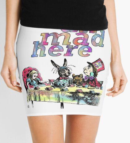 Estamos todos locos aquí - Tea Party Minifalda