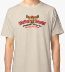 WALLEY WORLD - NATIONAL LAMPOONS VACATION (V1) Classic T-Shirt