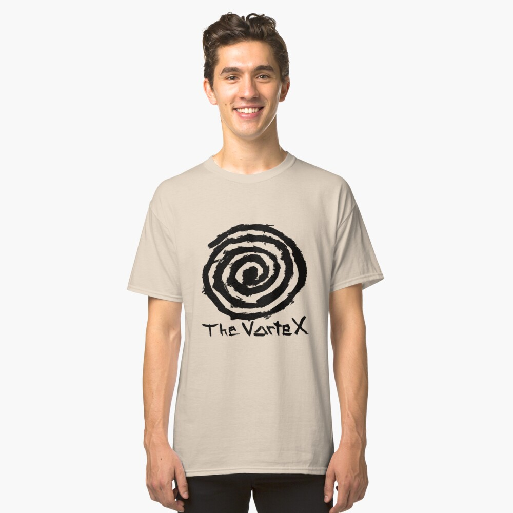 The Vortex # 2 Classic T-Shirt Front